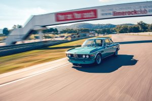 1973 BMW 3.0CSL, photo by DW Burnett