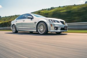 2009 Pontiac G8 GXP, photo by DW Burnett