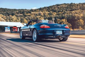 2003 Porsche Boxster S, photo by DW Burnett