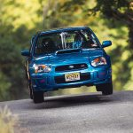 2004 Subaru WRX STI, photo by DW Burnett