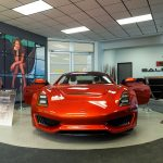 Saleen Automotive (photo by Josh L) @alphaluxe