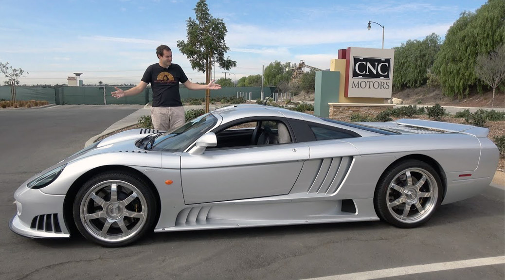 Doug DeMuro Saleen S7 Review