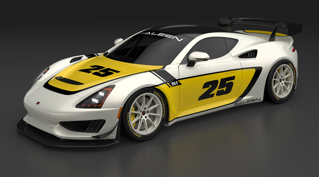 2019 SALEEN 1 CUP CAR SPECIFICATIONS