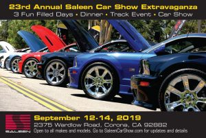 22nd Annual Saleen Show