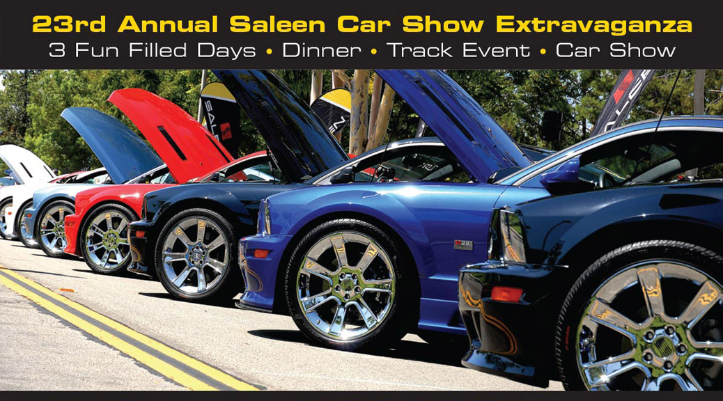 2019 Saleen Show & Open House