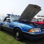Award winning Lisa & Brian Sams 1991 Ford Mustang SSP