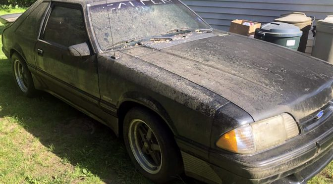 FOUND: 93-0050 SUPERCHARGED