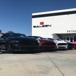 2019 S302 Saleen Mustangs
