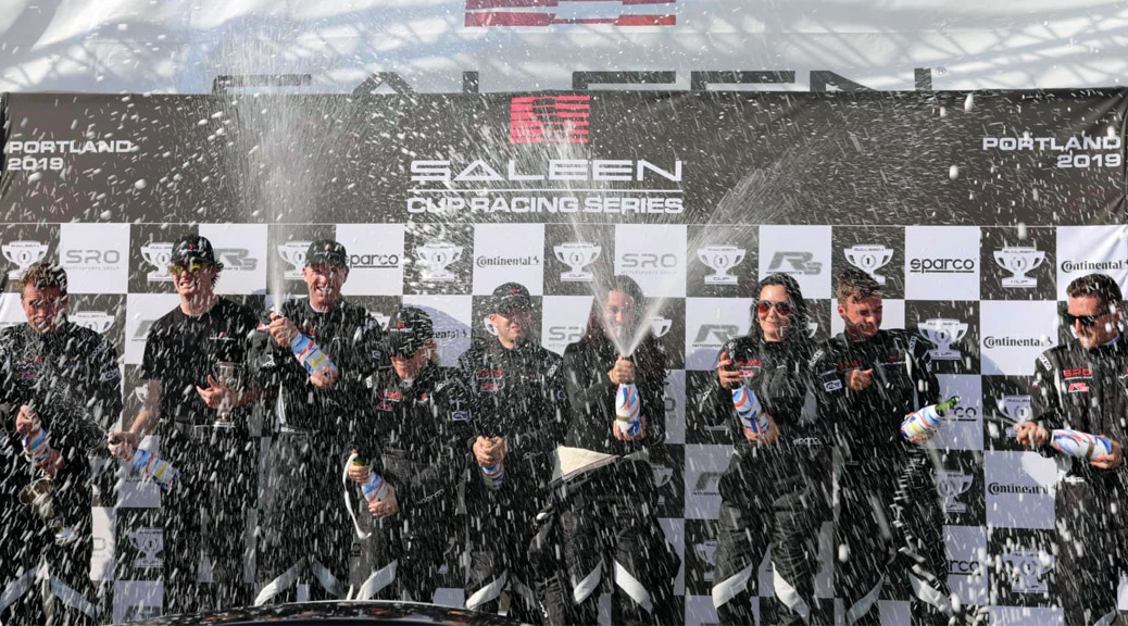 INAUGURAL RUNNING OF SALEEN CUP A SUCCESS!