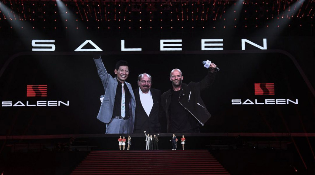 SALEEN AUTOMOTIVE EXPANDS U.S. & GLOBAL BUSINESS