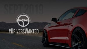 "SOEC 2019 ""Drivers Wanted"""