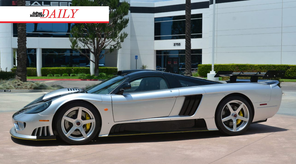 DUPONT REGISTRY: SALEEN S7 20TH ANNIVERSARY CELEBRATION, AUGUST 2020