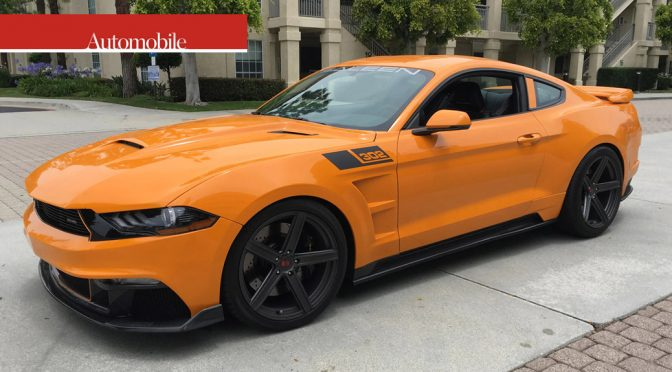 AUTOMOBILE: 2019 SALEEN S302 BLACK LABEL REVIEW