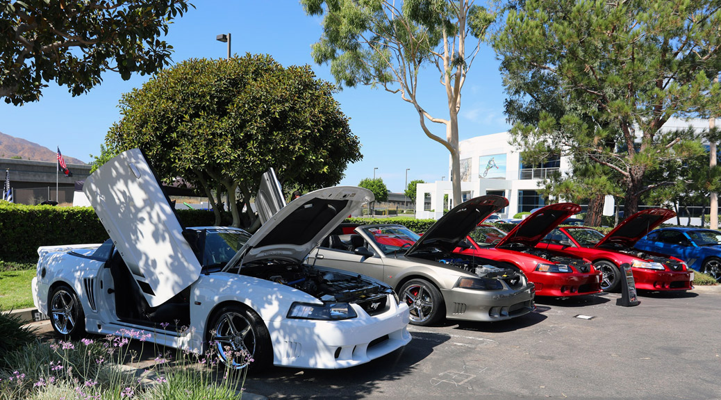 23rd ANNUAL SALEEN CAR SHOW & OPEN HOUSE, PART I