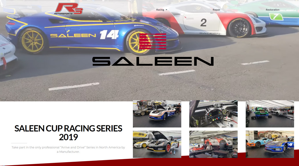 R3 MOTORSPORTS | SALEEN CUP WEBSITE