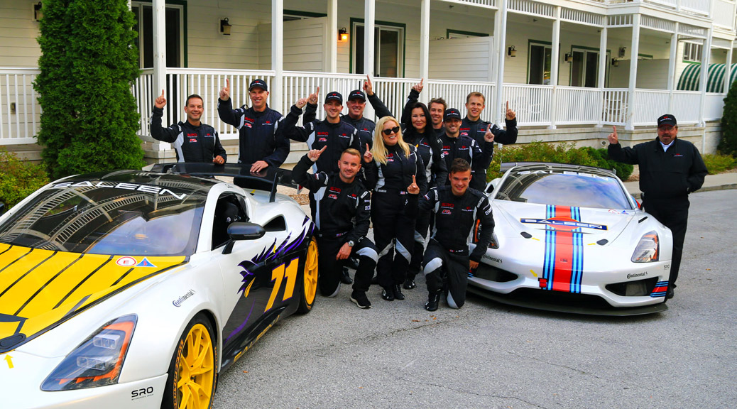 SALEEN CUP SERIES CONTINUES ON AT ROAD AMERICA, WISCONSIN