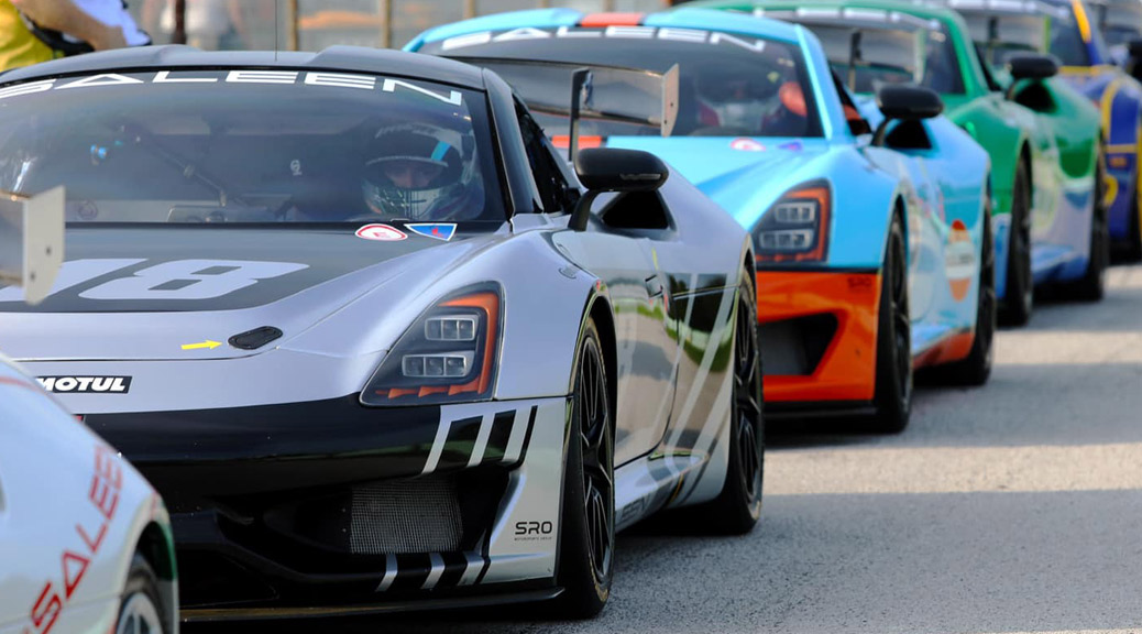 DAVIS & LAWRENCE ARE TOP QUALIFIERS AT ROAD AMERICA