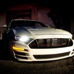 2019 Ford Mustang Saleen White Label Exterior Ford Authority Front End And Grille