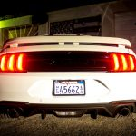 2019 Ford Mustang Saleen White Label Exterior Ford Authority Rear End