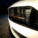 2019 Ford Mustang Saleen White Label Exterior Ford Authority Grille With Saleen Script