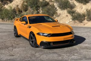 Orange you glad this Mustang has 800 horsepower?