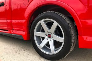 First Drive 2019 Saleen Sporttruck Wheel