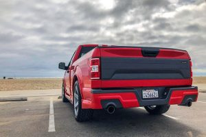 First Drive 2019 Saleen Sporttruck Rear