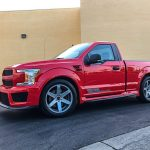 First Drive 2019 Saleen Sporttruck