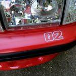 91-0002 Saleen Mustang