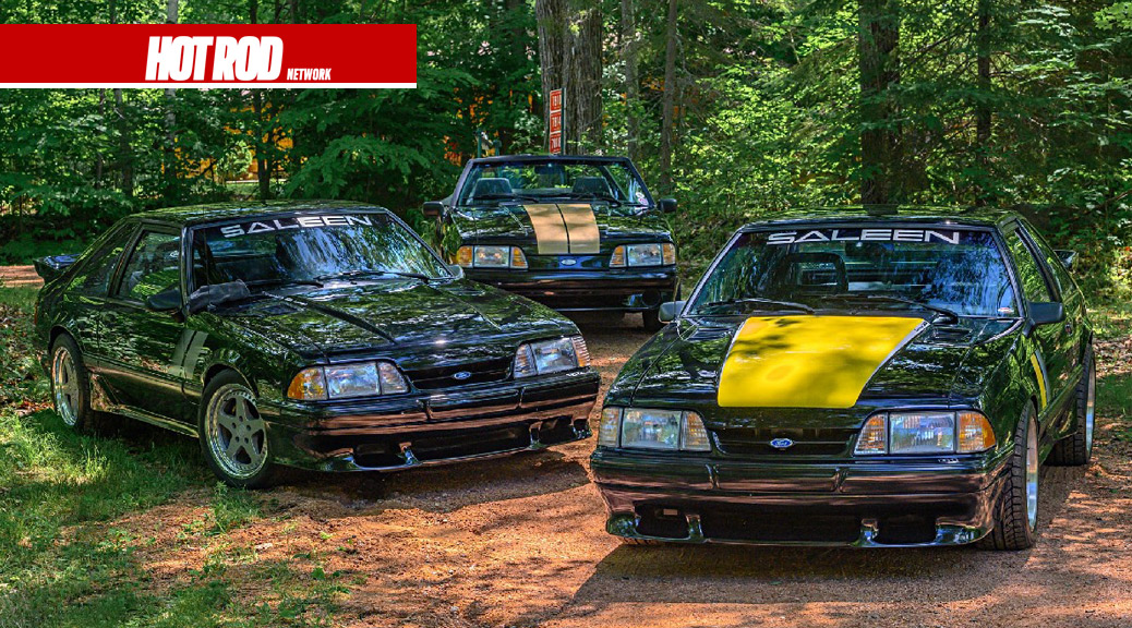 HOT ROD: A SALEEN MUSTANG COLLECTION TO DIE FOR