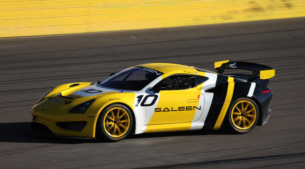 SALEEN CUP SERIES FINALE AT LAS VEGAS MOTOR SPEEDWAY
