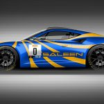 2020 Saleen 1 GT4
