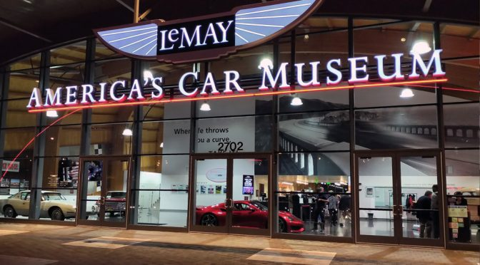 18 REASONS TO VISIT THE SALEEN EXHIBIT AT THE LEMAY MUSEUM