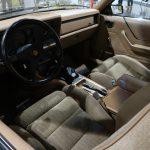 1984 Saleen Mustang, interior