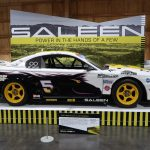 1998 Saleen Mustang Competition vehicle