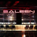 Saleen Experience Center in Shanghai