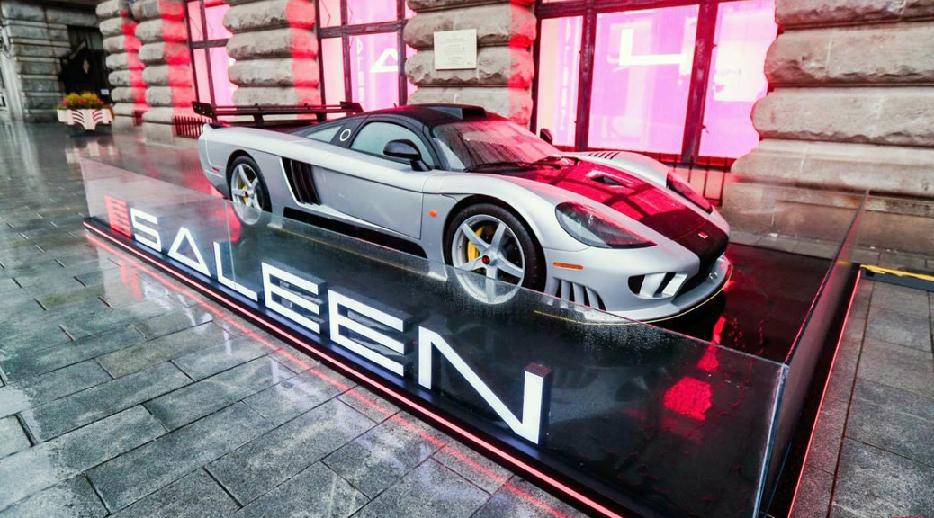 FIRST SALEEN BRAND EXPERIENCE CENTER OPENS IN SHANGHAI