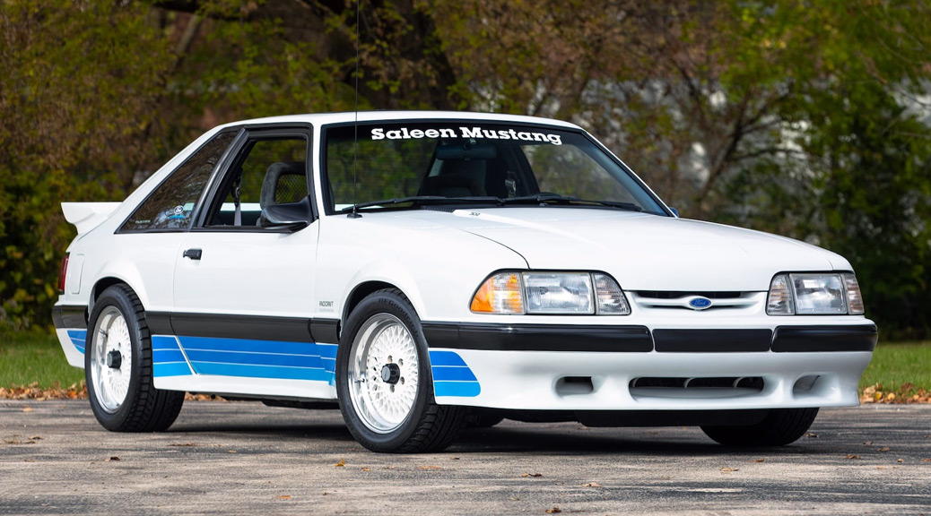 1987 HATCHBACK (87-0180) TO HIT MECUM AUCTION
