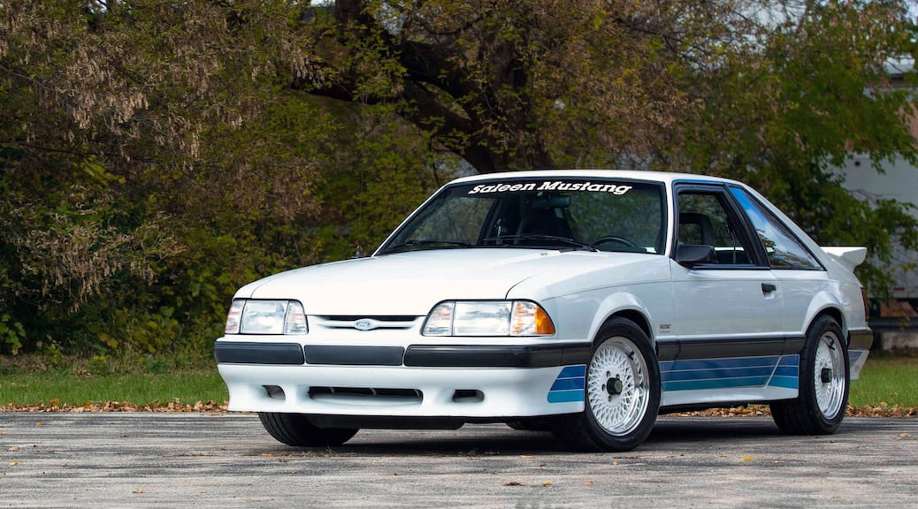 1988 HATCHBACK (88-0187) TO HIT MECUM AUCTION