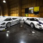 Saleen S7 and Ford GT