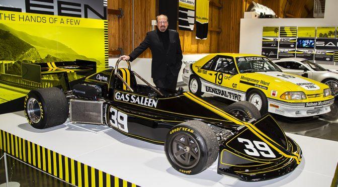 LEMAY: AMERICA'S CAR MUSEUM OPENS STEVE SALEEN RETROSPECTIVE