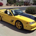 98-0007SA Saleen Mustang