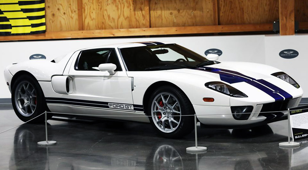 LEMAY SPOTLIGHT: 2005-06 FORD GT, SALEEN SPECIAL VEHICLES