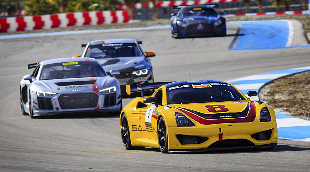 FIRST SALEEN CUP SERIES CHAMPIONS CROWNED AT LAS VEGAS FINALE