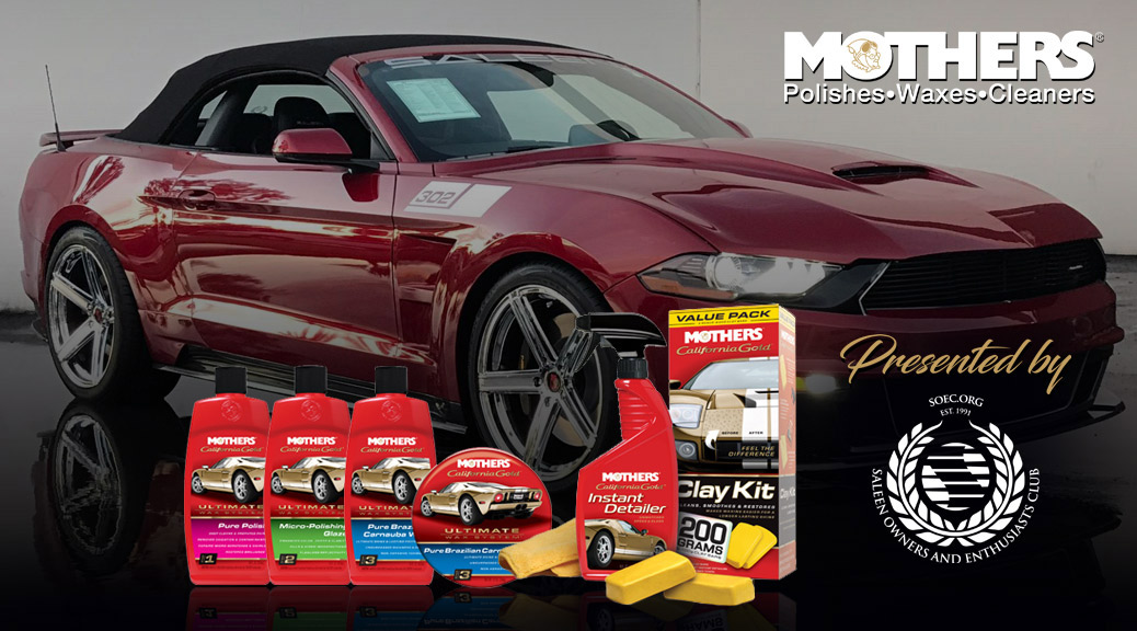 "SALEEN CLUB ""CLEAN MACHINE"" SWEEPSTAKES"