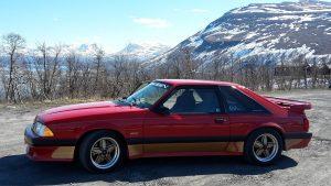 90-0201 Saleen Mustang