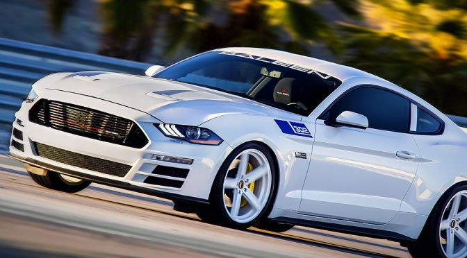 SALEEN PERFORMANCE PARTS RELOCATES MANUFACTURING