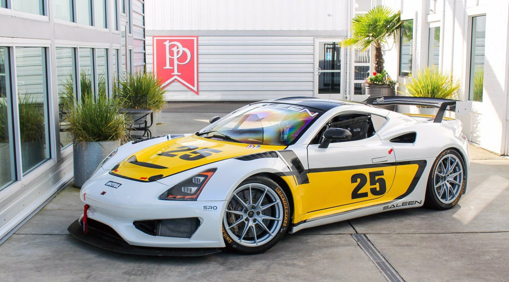 SALEEN 1 CUP CAR CHASSIS 15