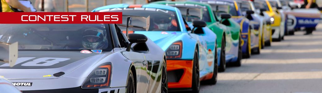 Saleen Owners and Enthusiasts Club, LLC CONTEST RULES