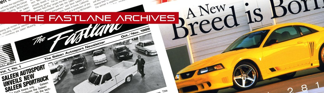 The FastLane Archives